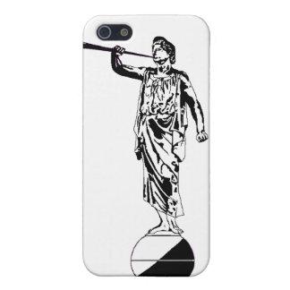 Angel Moroni iPhone 5/5S Covers