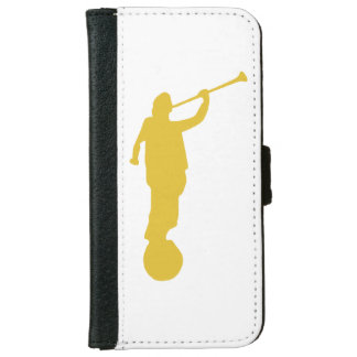 Angel Moroni iPhone Wallet Case