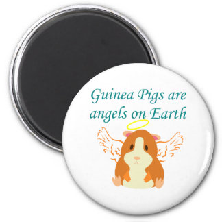 Angel Muffin Magnet