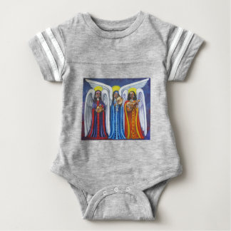 Angel Music Trio Baby Bodysuit