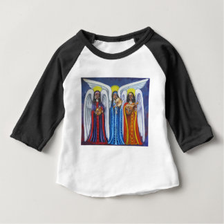 Angel Music Trio Baby T-Shirt