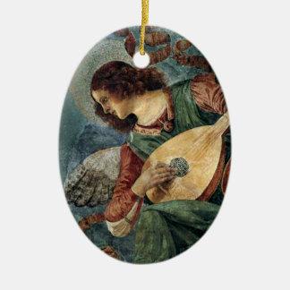 Angel Musician - Ornament