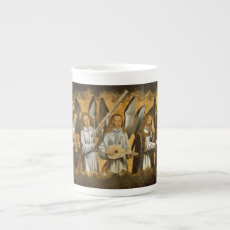 Angel Musicians c1480 Tea Cup