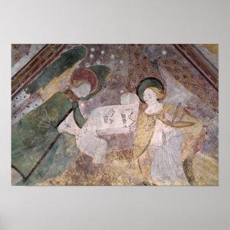 Angel Musicians Poster