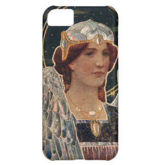 Angel Night Pearl Halo Wings Religious Vintage iPhone 5C Covers