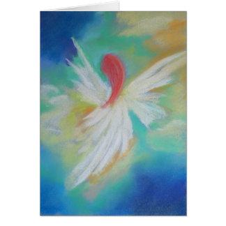 Angel Nurse Thank You Card