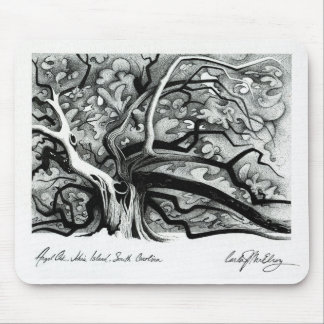 Angel Oak Mouse Pad