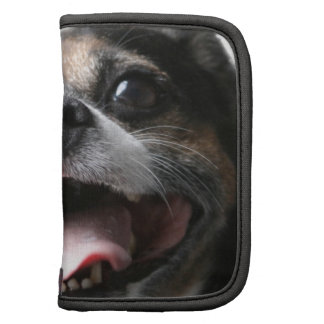 Angel of a Mutt Doggy - Mixed Breed - Canine Folio Planner