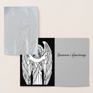 Angel of Advent Foil Card