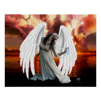 Angel of anguish poster