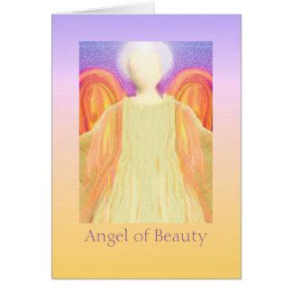 Angel of Beauty Card