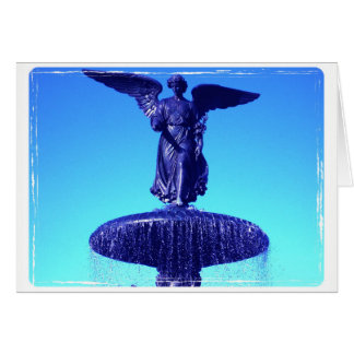 Angel of Bethesda sympathy card