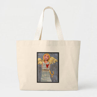 ANGEL of COURAGE - classic tote bag