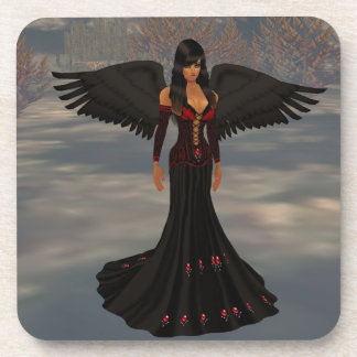 Angel Of Darkness Coasters