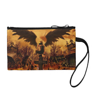 Angel of Death Coin Purse