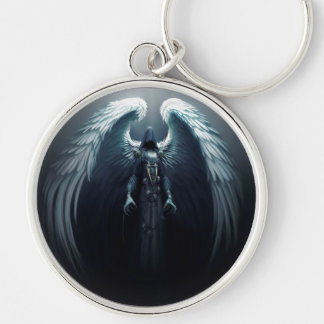 Angel of Death Key Ring