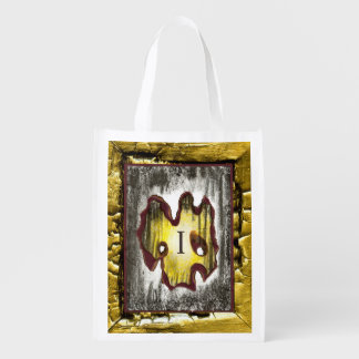 Angel of Death Market Tote
