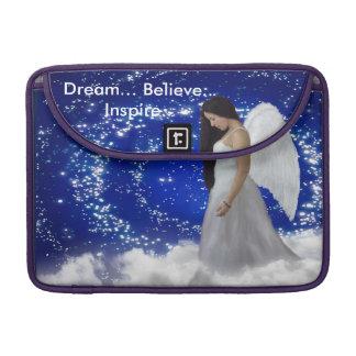 "Angel of Faith Macbook Pro 13"" sleeve MacBook Pro Sleeve"