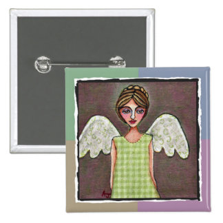 Angel of Grace - button