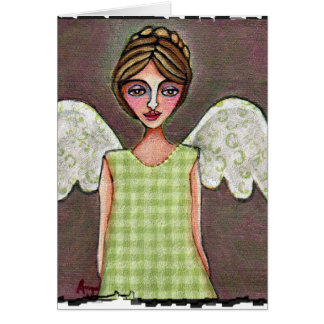 Angel of Grace - greeting card (3)