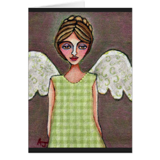 Angel of Grace - greeting card (4)