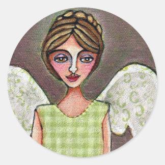 Angel of Grace - stickers