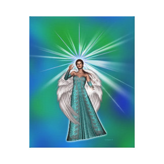 Angel of Light Canvas Print
