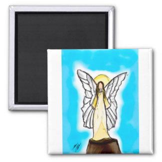 Angel of light Drawing Magnet