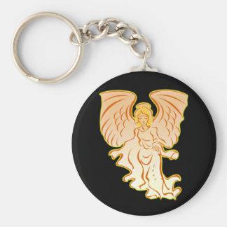 Angel Of Love Key Chain