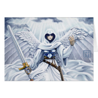 Angel of Mercy Card