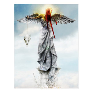 Angel of Mercy Postcard