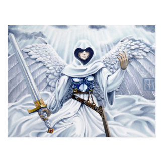 Angel of Mercy Postcard