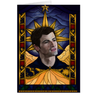 Angel of Miracles Card