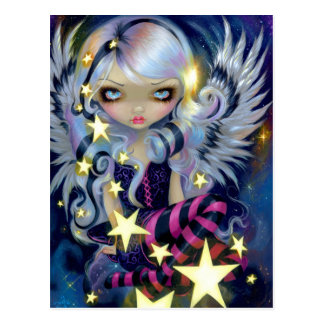 """Angel of Starlight"" Postcard"
