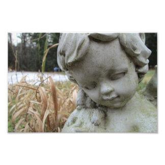 Angel of Stone Photo Art