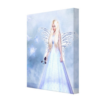 Angel Of Sympathy Canvas Print