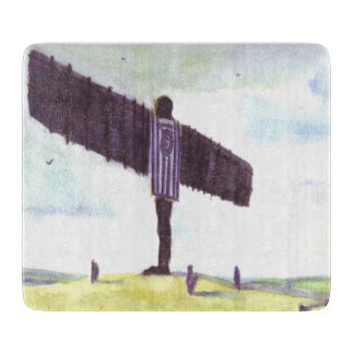 Angel of the North Chopping Board