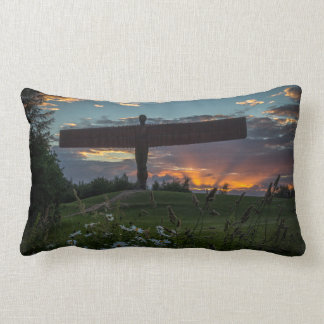 Angel Of The North Pillow/Cushion Lumbar Pillow