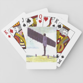 Angel of the North Playing cards