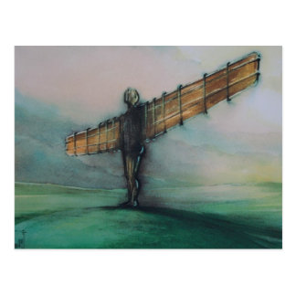 Angel Of The North Post Card
