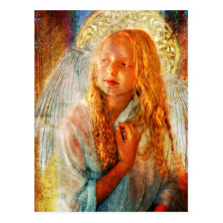 Angel of Tranquility Postcard