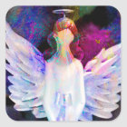 Angel of Tranquillity Stickers
