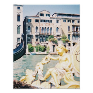 Angel on the Grand Canal Poster