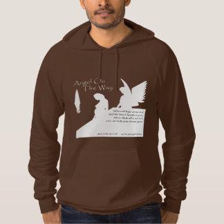 Angel On The Way AA Cali Fleece Pullover Hoodie