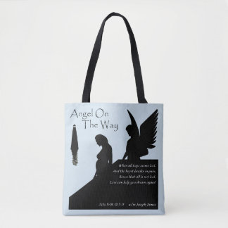 Angel On The Way Tote