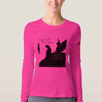 Angel On The Way Women's NB Long Sleeve T-Shirt