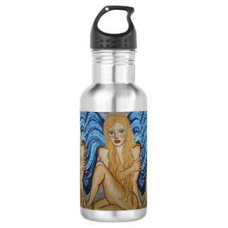 """Angel On Your Shoulder"" Liberty Bottle"