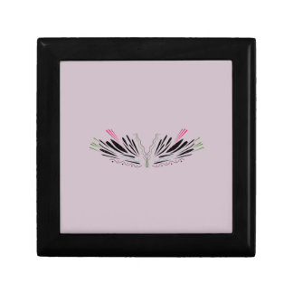 Angel painted wings gift box