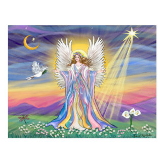 Angel Peace Postcard
