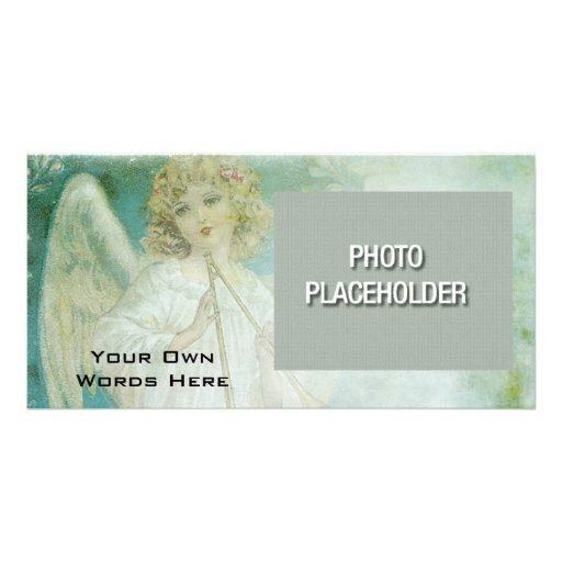 Angel Photo Card